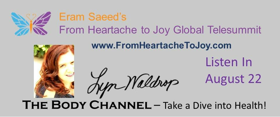 Eram Saeed's From Heartache to Joy Global Telesummit